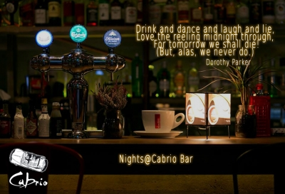 Cabrio Bar Drinks  & More